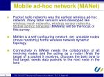 mobile ad hoc network manet1