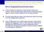 real time intrusion detection for ad hoc networks ridan6