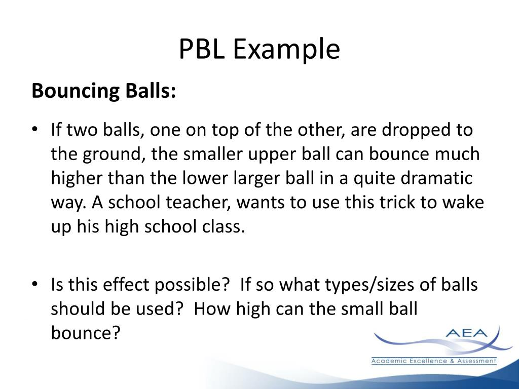 PBL Example