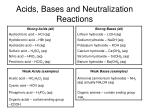acids bases and neutralization reactions1