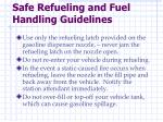 safe refueling and fuel handling guidelines2