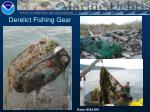 derelict fishing gear