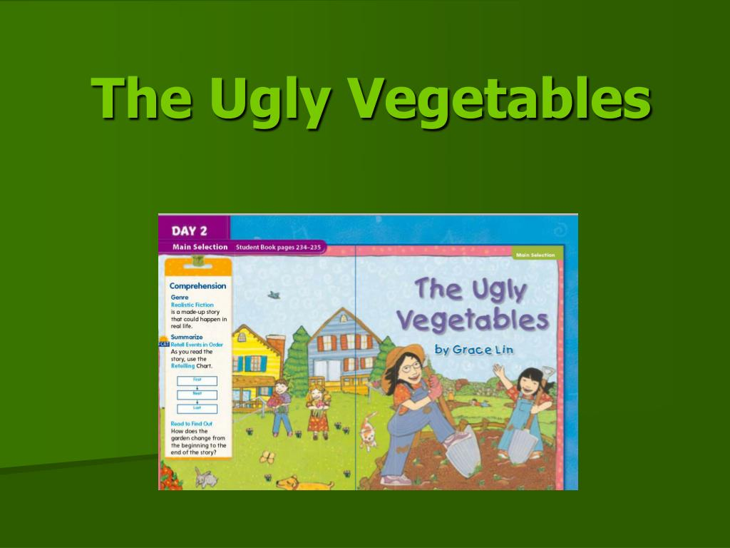 the ugly vegetables l.