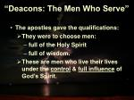 deacons the men who serve4