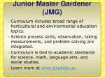 junior master gardener jmg1