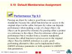 9 10 default memberwise assignment1