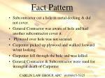 fact pattern