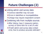 future challenges 2