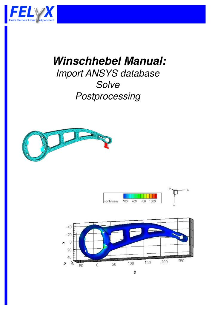 winschhebel manual import ansys database solve postprocessing n.