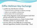 diffie hellman key exchange1