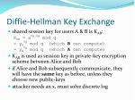 diffie hellman key exchange2