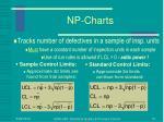 np charts