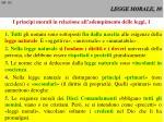 legge morale 10