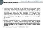 e mail institucional1
