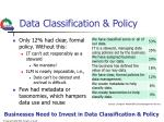 data classification policy
