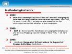 methodological work