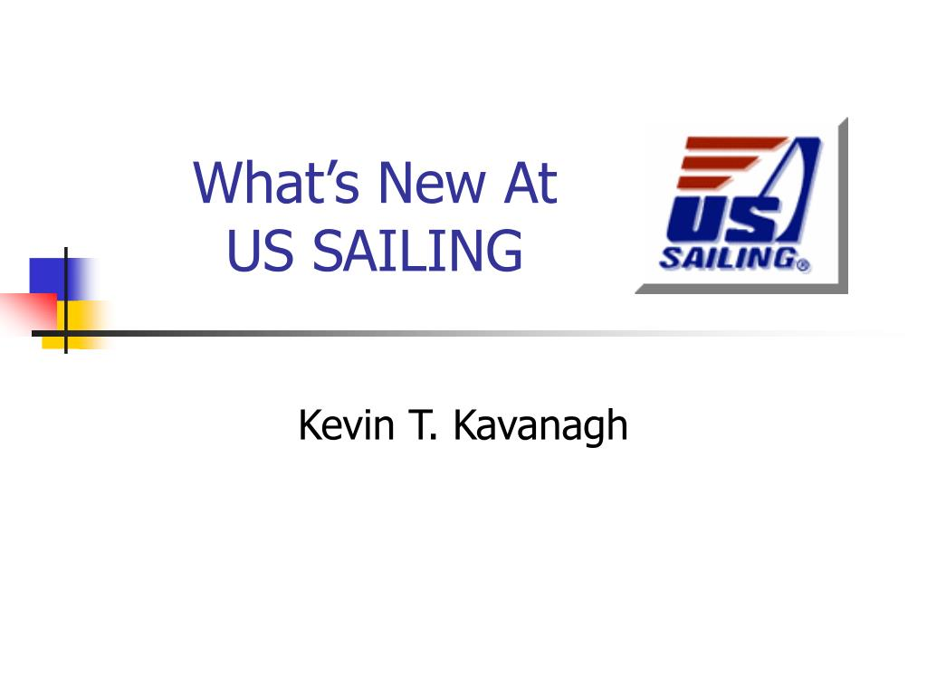what s new at us sailing l.