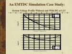 an emtdc simulation case study1