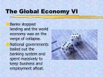 the global economy vi