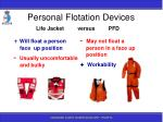 personal flotation devices3