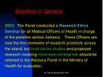 bioethics in jamaica4