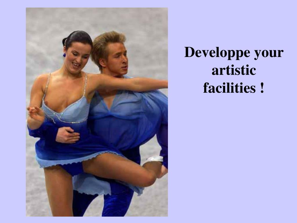 Developpe your artistic facilities !