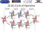 2lal cycle of operation