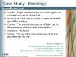 case study meetings2