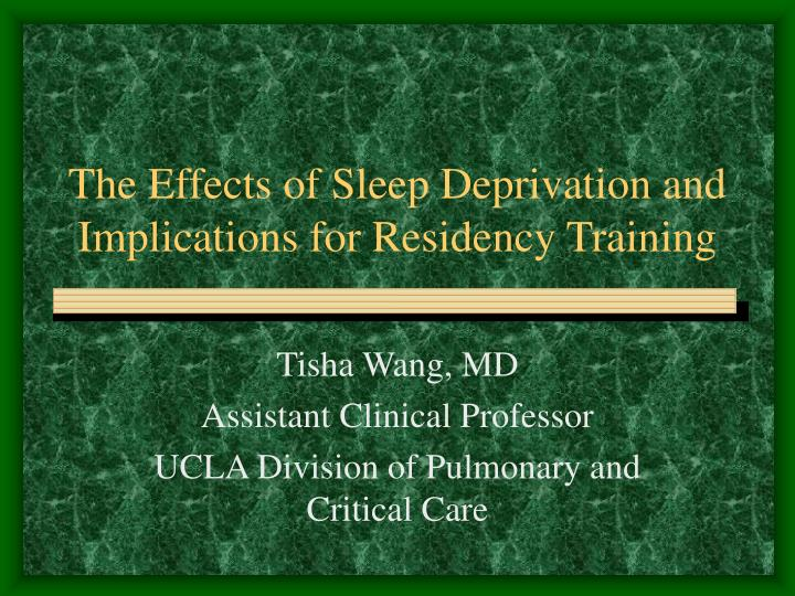 tisha wang md assistant clinical professor ucla division of pulmonary and critical care n.
