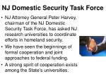 nj domestic security task force