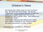 children s views1