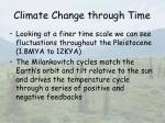 climate change through time10