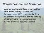 oceans sea level and circulation25