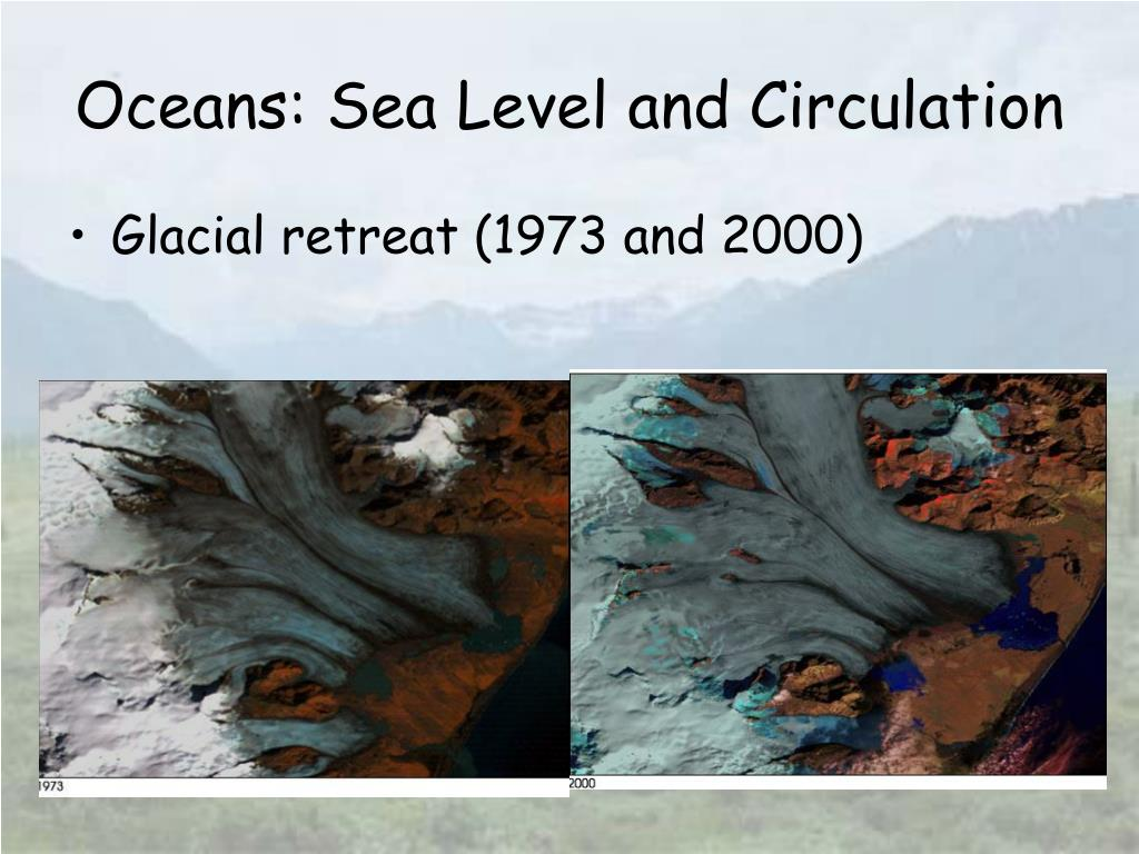 Oceans: Sea Level and Circulation