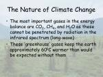 the nature of climate change7