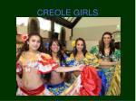 creole girls
