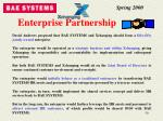 enterprise partnership