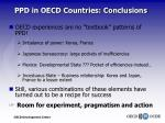 ppd in oecd countries conclusions1
