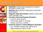quickzone capabilities