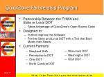 quickzone partnership program