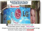 building brand equity choosing brand elements2
