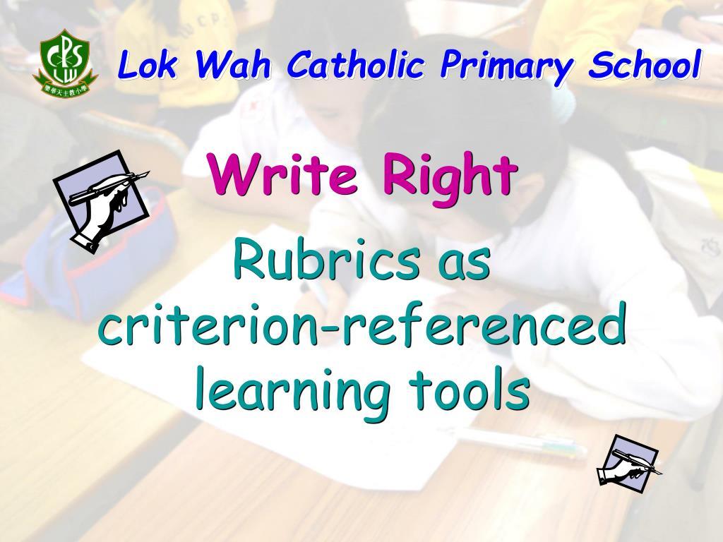 Lok Wah Catholic Primary School