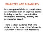 diabetes and disability2