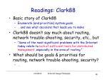 readings clark88