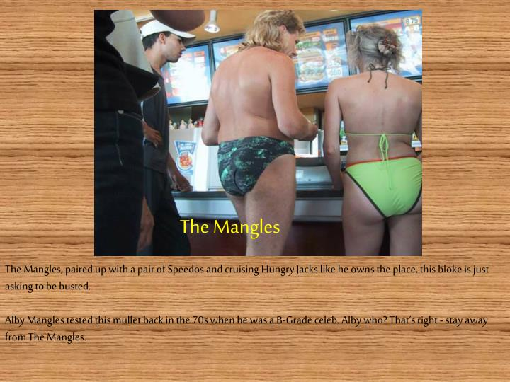The Mangles
