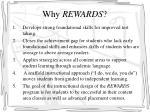 why rewards1