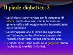 il piede diabetico 3