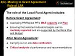 4 b moving to grant agreement role of lfa