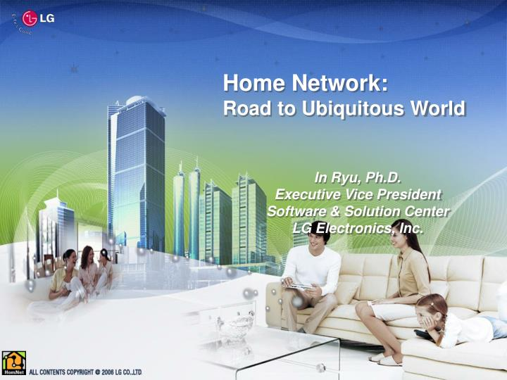 Home Network: