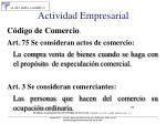 actividad empresarial1